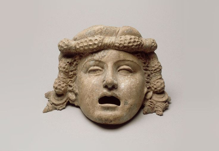 ancient greek chorus masks - Google Search