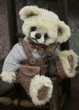 October Teddy