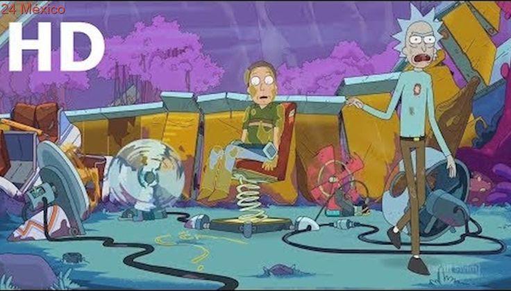 Rick y Morty - Temporada 3 Capítulo 5   SUB ESPAÑOL HD