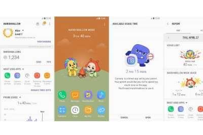 Samsung Hadirkan Aplikasi Pengontrol Penggunaan Smartphone Untuk Anak-Anak