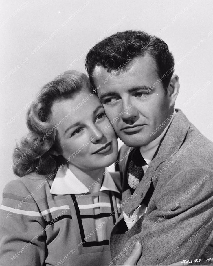 photo June Allyson Robert Walker film The Sailor Takes a Wife 3990-34
