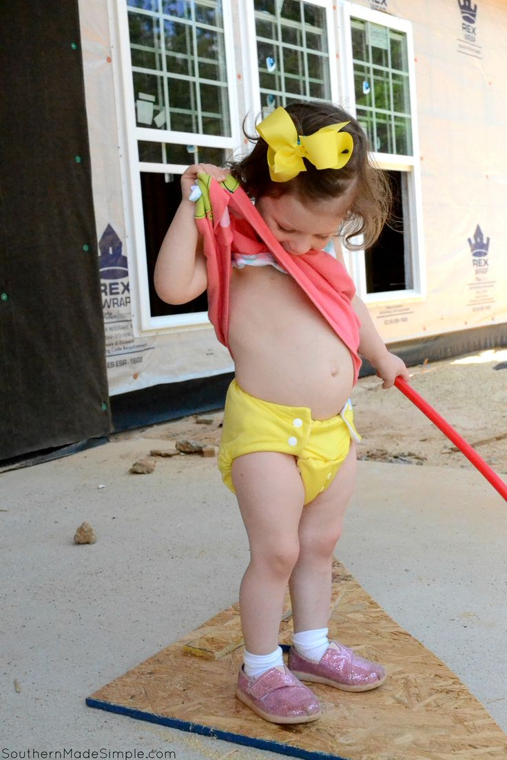 Cloth Diapers and Training Pants for Toddlers by Snap-EZ + GIVEAWAY!