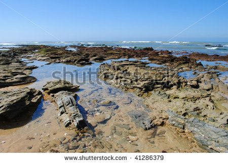 Tidal pools, East Beach, Port Alfred, Eastern Cape, South Africa by Charmaine A Harvey, via Shutterstock