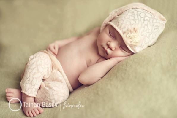 Newborn Peach Lacey Knit Hat & Pants by LorasBabyBoutique on Etsy