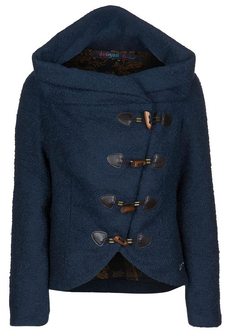 CHAQ DELEIA - Light jacket - blue
