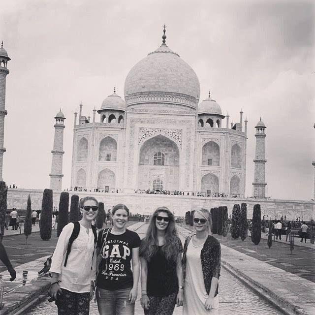 Fantastiske Indien by agerkvist #TajMahal #IncredibleIndia #Agra
