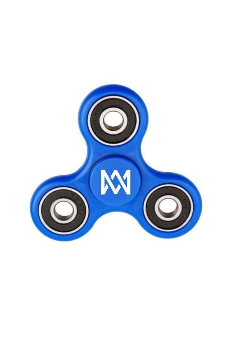 Fidget Spinner - Fidget Spinner - Blue