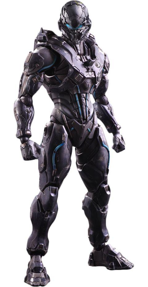 Spartan Locke Collectible Figure