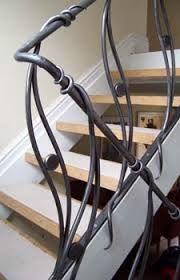 Image result for cool wrought iron railings