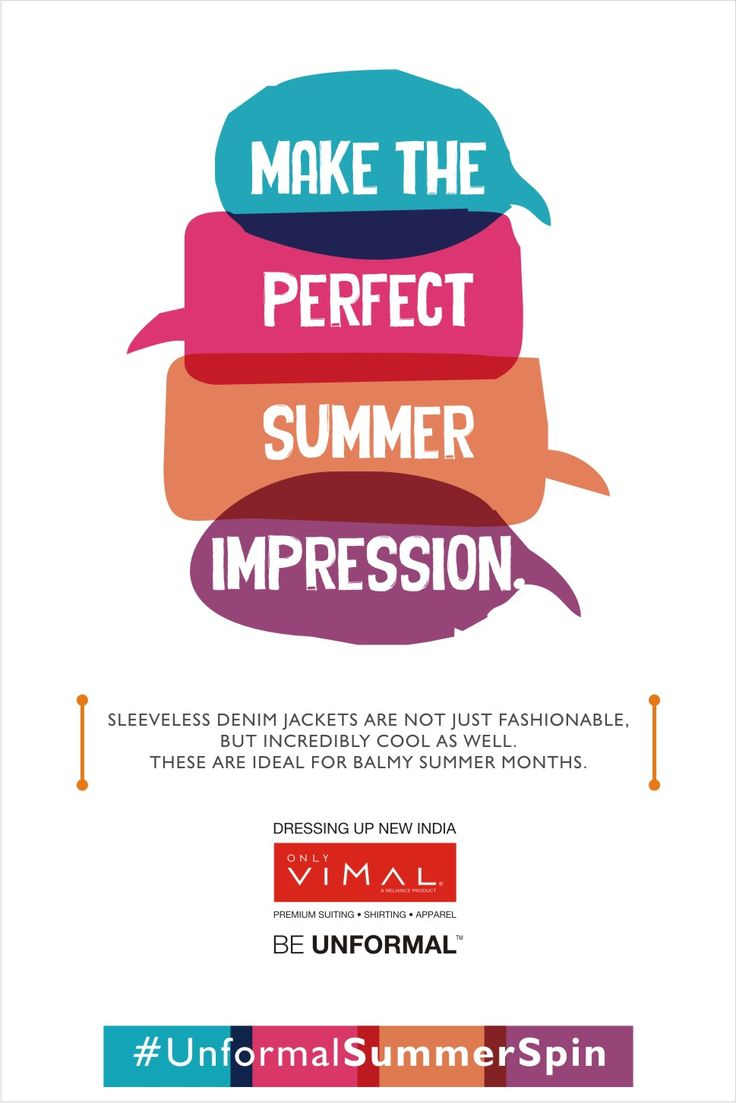 Protect yourself this #summer from the scorching #sun with our #UnformalSummerSpin tips. Share with us your style tip