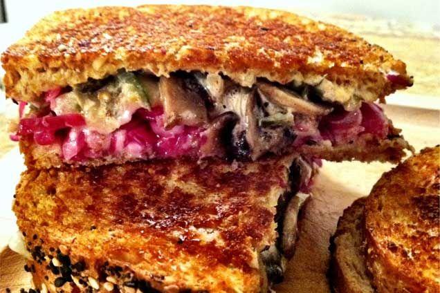 Turkey And Veggie Sandwich Recipes — Dishmaps