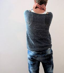 Grasfleckenbylilalu: ...another testknit...YAY