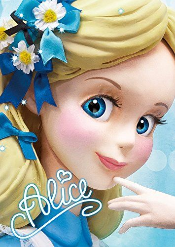 Disney Alice Close-up Series 3D Lenticular Card / Disney 3D Postcard Disney http://www.amazon.com/dp/B0107MYG2S/ref=cm_sw_r_pi_dp_8UHOvb01SM4M5