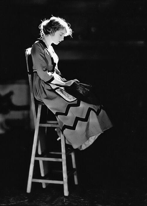 Lillian Gish by James Abbe, 1920