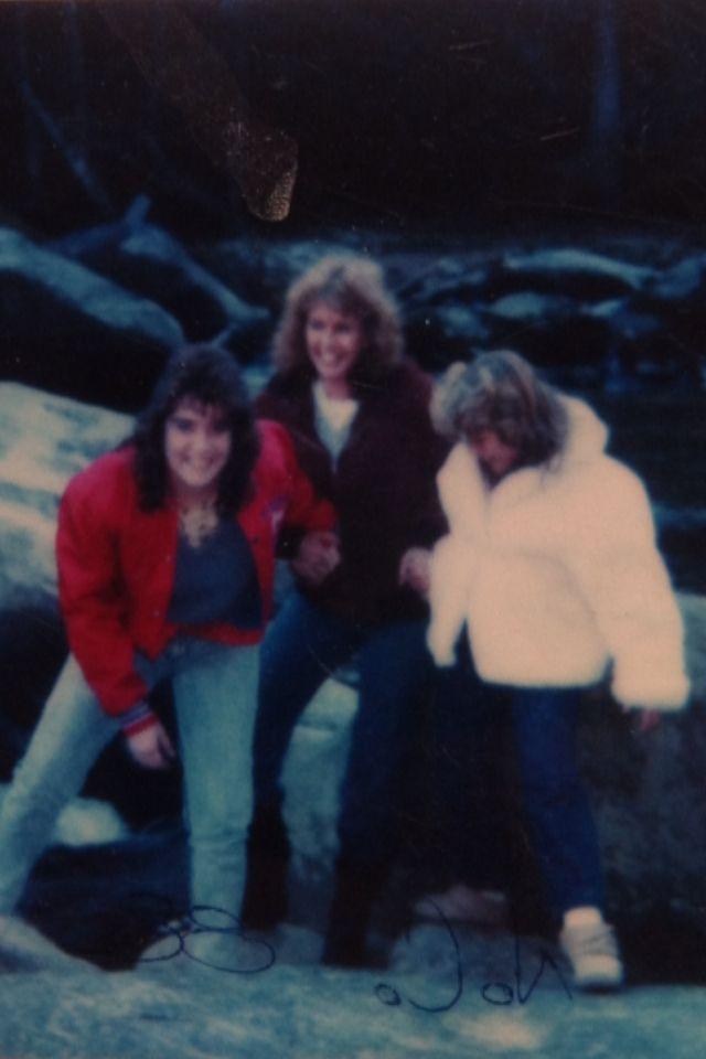 Deborah, Me and Michelle