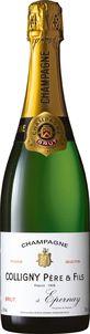 Colligny brut - Schaumwein Champagne - Frankreich (Denner)