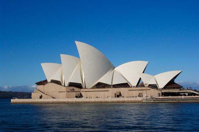 Sydney Opera House, Sydney, Australlia