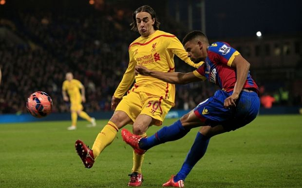 Crystal Palace v Liverpool, FA Cup fifth round: as it happened