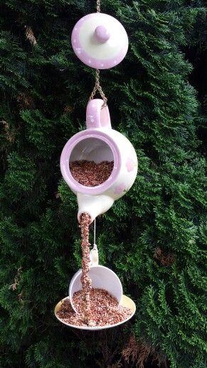 Was für unsere #Vogelfreunde. :-) Tolle Idee und …