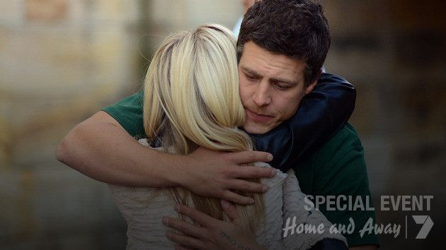 Home and Away Special Event - Ricky and Brax reunite. - Home and Away Galleries - Official Site