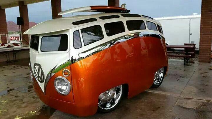 Custom bus by ron berry dream car garage pinterest for Garage volkswagen 95