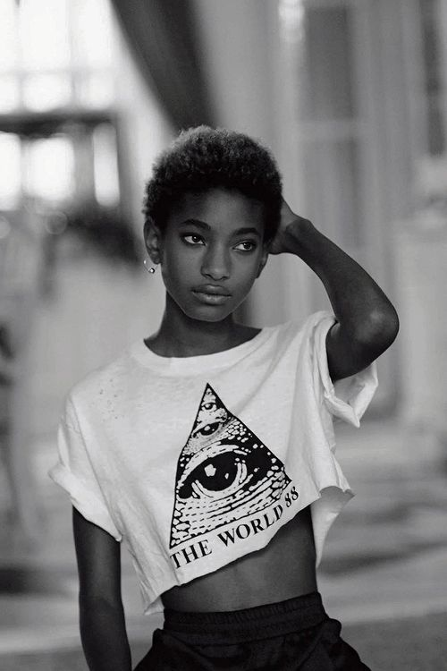 Ms. Willow Smith