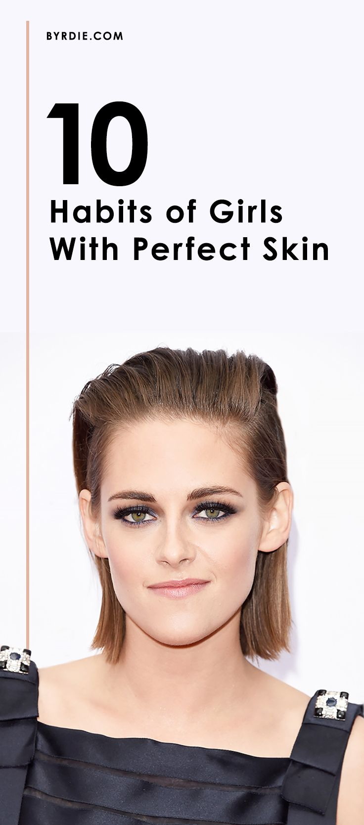 Things that girls with perfect skin always do