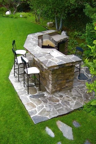BBQ Design, Pictures, Remodel, Decor and Ideas - page 11