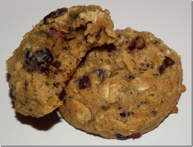 On the to do list: Almond Cranberry Quinoa Cookies @Katrina Smith