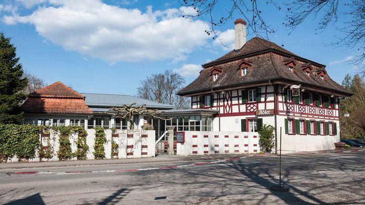 Historisches Riegelhaus in Mammern TG am Untersee