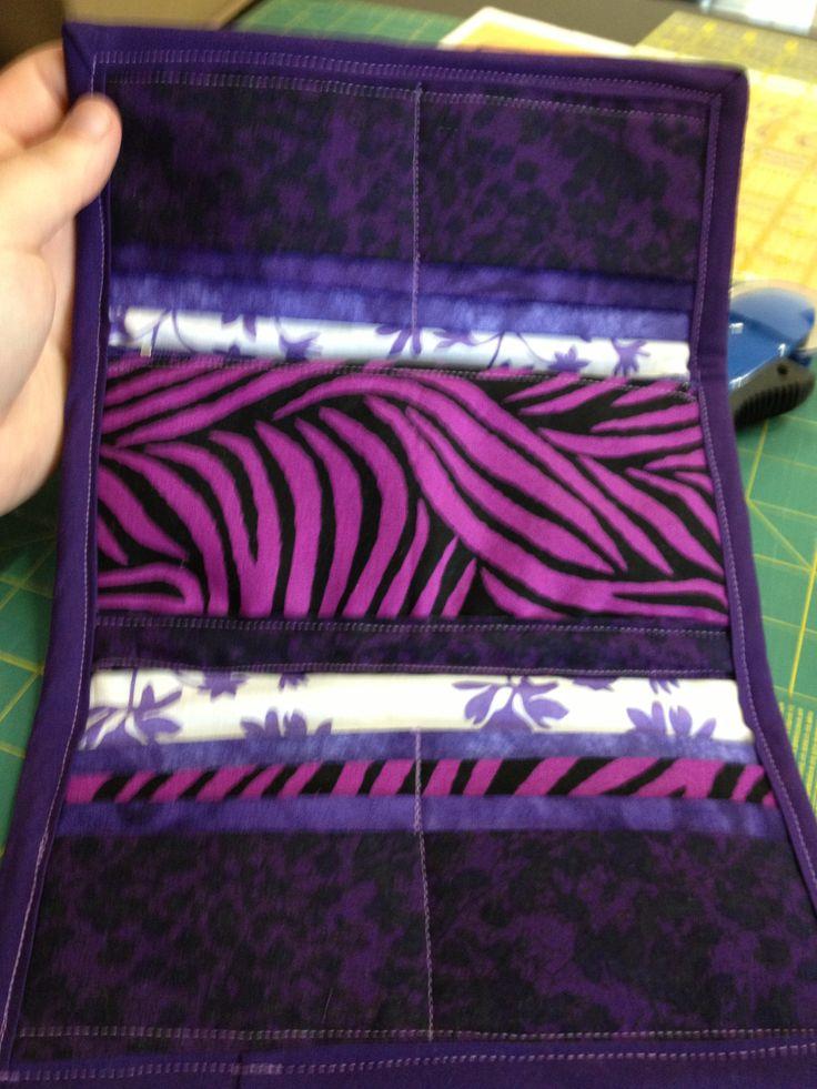 purple wallet (inside)