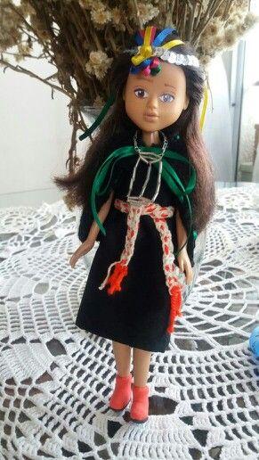 Jemima mapuche