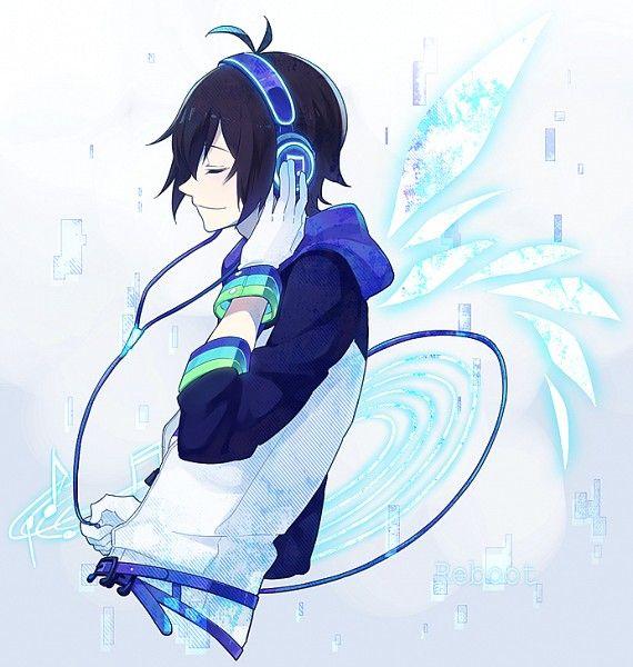 PRRL - cool blue Mihama Kouji