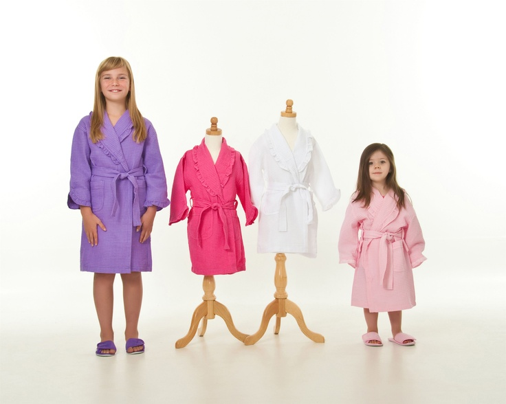 Pendergrass, Inc. - Kid's Ruffled Cover-Ups