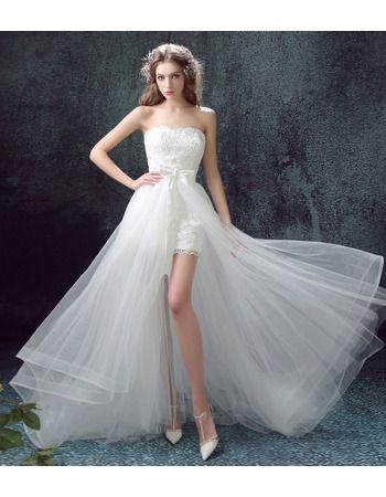 1017 best wedding dresses images on Pinterest