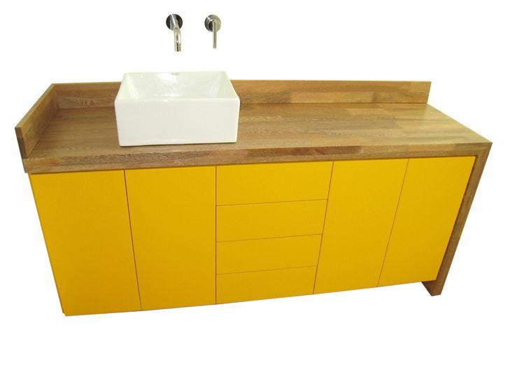 Mueble De Baño CL, Diseñado Por Camilo Cálad @Macrocéfalo. Www.macrocefalo.