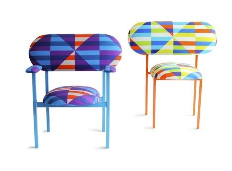 Increíble #sillas #originales y de #diseño creadas con material #reciclado.