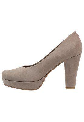 Zapatos de plataforma - pepper