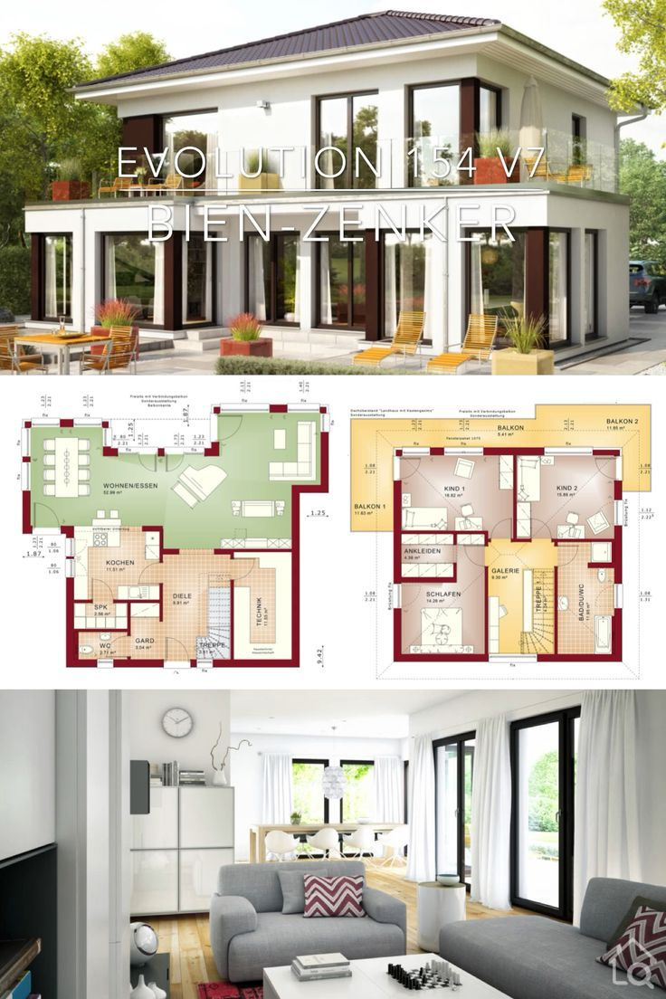 Modern House Plan Interior Architecture Design Ideas Evolution