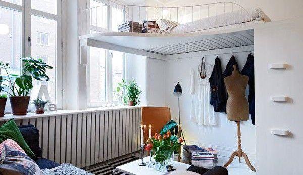 Wonen in een studio: 5 handige tips voor een goede indeling