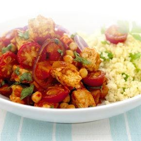 Quorn Meat Free Chicken Pieces Tagine