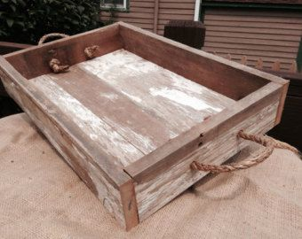 Best 25 Wooden Trays Ideas On Pinterest Serving Tray