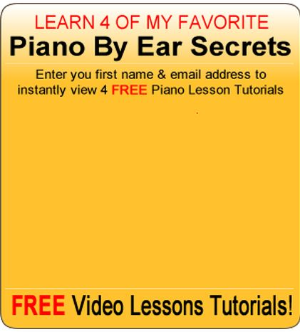 Avoid years of boring piano lessons. Learn to play piano by ear without sheet music. Quick and easy with Real Educators.