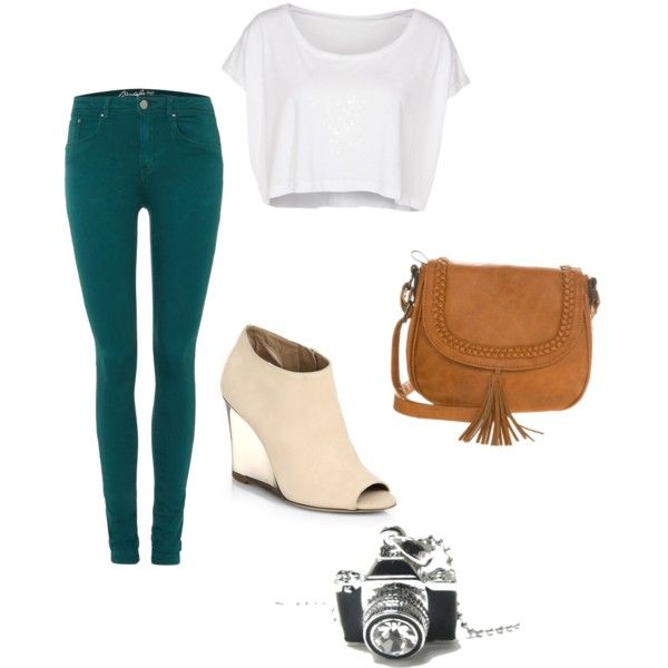 casual by feffymoya-1 on Polyvore featuring polyvore fashion style American Apparel BlendShe Burberry even&odd