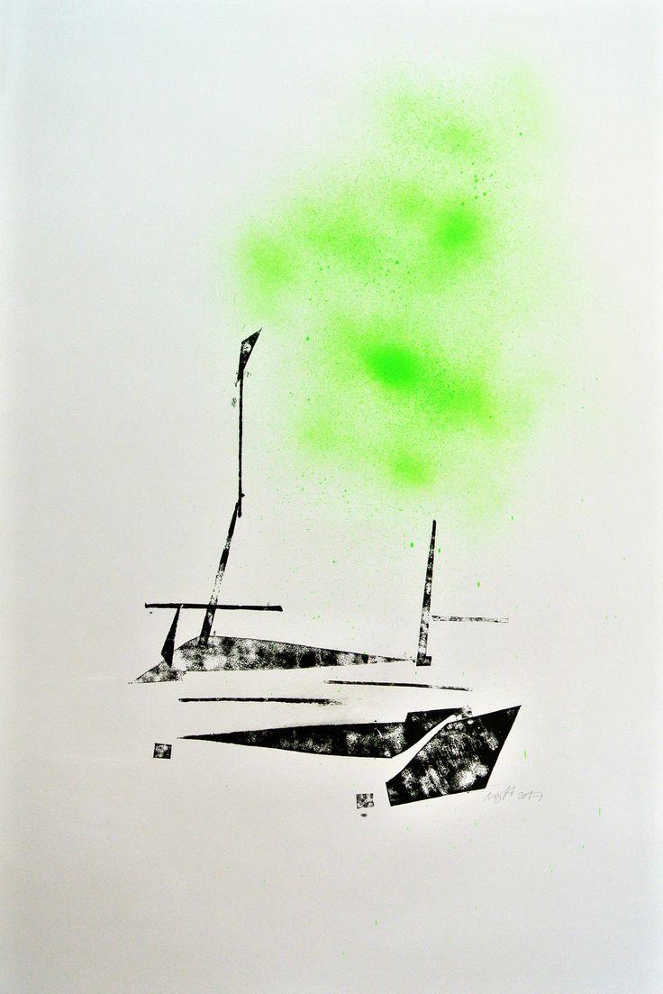 Jozef Sklenka - In quiet -> available on Artbanana.cz