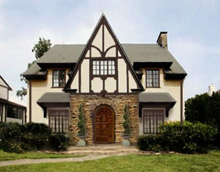 102 Best Images About English Tudor Paint Colors On Pinterest House Plans Exterior Colors And