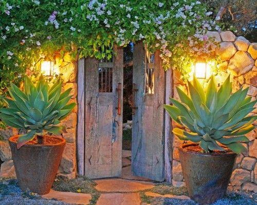 33 best Inspiration Southwest Spanish landscape designs images