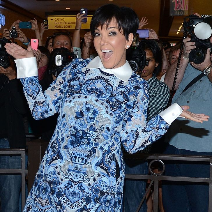 19 Kris Jenner Moments That Make You Crack Up Every Time