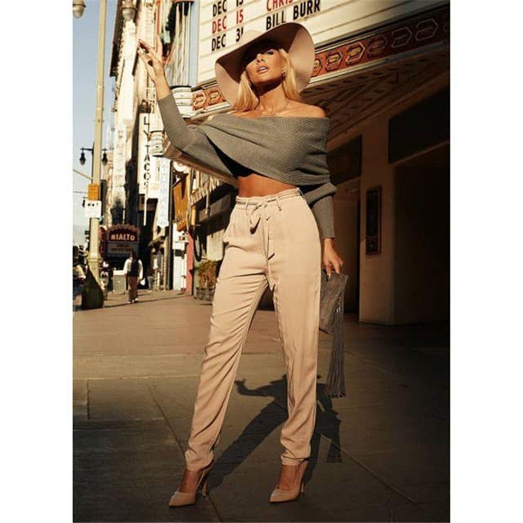 2016 de cintura alta OL calças Mulheres estilo stringyselvedge verão calça casual calças femininas 2016 calças cáqui rosa em Calças & Capris de Das mulheres Roupas & Acessórios no AliExpress.com | Alibaba Group