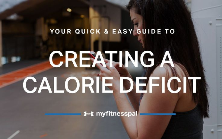 Calories in minus calories out: That's the simple, age-old equation for creating a calorie deficit. Burn more calories than you consume and you'll lose ...